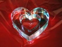 Ледяное сердце на 8 марта фото-1