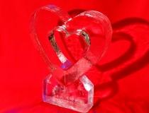 Ледяное сердце на 8 марта фото-2