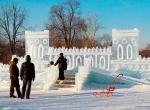 Таяние ледяной скульптуры - 1