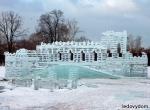 Таяние ледяной скульптуры - 3