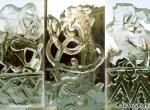 Ледяные скульптуры с зооморфными мотивами -1