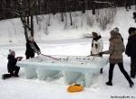 Ледяной билльярд