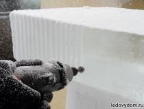 Ледяная барная стойка Сивка Бурка - 1