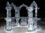 Ледяная беседка на Масленицу 2013 - фото 1