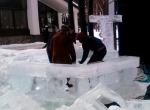 Ледяная беседка на Масленицу 2013 - фото 2