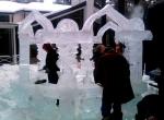 Ледяная беседка на Масленицу 2013 - фото 3