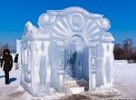 Сооружения изо льда -3