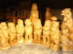 Наши деревянные скульптуры фото-1