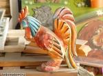 Наши деревянные скульптуры фото-12