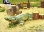 Наши деревянные скульптуры фото-2