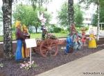 Наши деревянные скульптуры фото-7