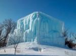 Ледяные замки в Миннесоте фото-5