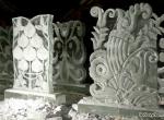 Фото -1 Декоративные ледяные композиции
