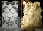 Фото -2 Декоративные ледяные композиции
