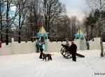 Ледяная крепость в Бутово фото-3