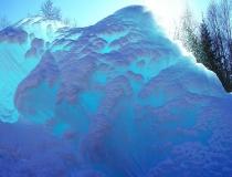 Натуральные оттенки льда