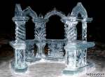 Ледяные скульптуры стоимостью от 100-300 тыс. руб. фото-2