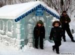 Ледяные скульптуры стоимостью от 100-300 тыс. руб. фото-5