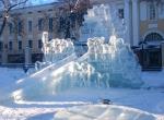 Ледяные скульптуры стоимостью более 300 тыс.руб. фото-5