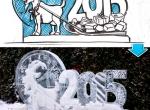Ледяные скульптуры стоимостью от 50-100 тыс. руб. фото-1