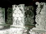 Ледяные скульптуры стоимостью от 50-100 тыс. руб. фото-5