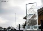 Ледяной логотип для гольф-клуба Сколково фото-1