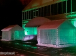 Ледяные избушки для парка Сокольники фото-1
