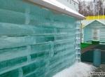 Ледяные избушки для парка Сокольники фото-4