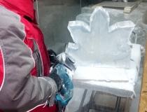 Процесс изготовления ледяного бара фото-2