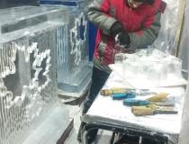 Процесс изготовления ледяного бара фото-3