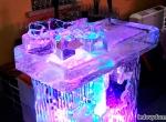 Ледяные бары с кленовыми листьями фото-1