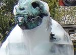Скелет ледяного медведя фото-1