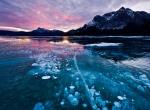 Замерзшие пузыри фото-2