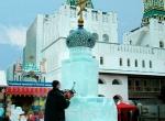 Ледяная часовенка на Измайловском вернисаже