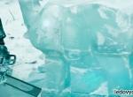 Ледяной слон для канала МИР фото-2