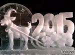 Ледяные скульптуры 2015 фото-3