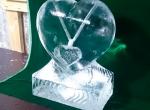 Ледяное сердце для напитков фото-3