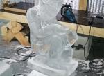 Ледяной рыцарь для подарка на 8 марта фото-3