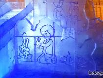 Кай в чертогах замка Снежной Королевы