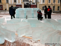 Монтаж ледяного комплекса фото-1