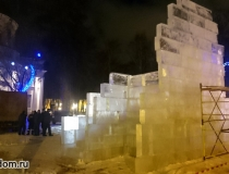 Монтаж ледяного комплекса фото-3