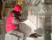Ледяной трон Снежной Королевы фото-1