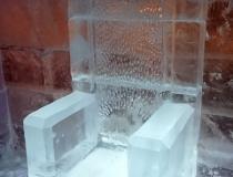 Ледяной трон Снежной Королевы фото-3
