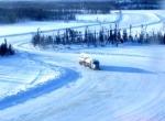 Ледяная дорога фото