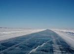 Ледяная трасса длинною 600км