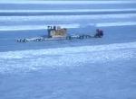 Дорога во льдах