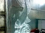 Ледяная скульптура Рыбка фото-2