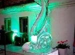 Ледяная скульптура Рыбка фото-4