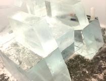 Изготовление ледяного трона фото-1