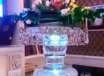 Ледяные вазы фото-4